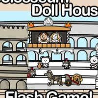 Colosseum Doll House