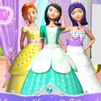 Doll Gown Dress Up 3
