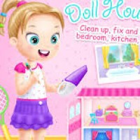 Doll House Clean Up