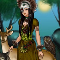 Niya Forest Queen