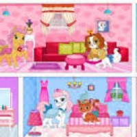 Princess Pets Doll House