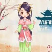 Chinese Doll Dress Up