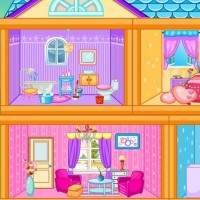 Doll House Builder: Decorating Game