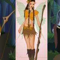 Fantasy Dolls Elf