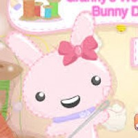 Granny's Workshop Bunny Doll