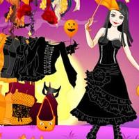 Halloween Doll Dress Up