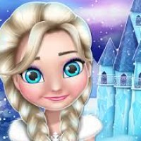 Ice Princess' Doll-house