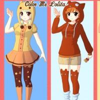 Lolita Dress Up