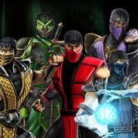Mortal Combat Ninja